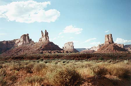 Photographs of Valley of the Gods
